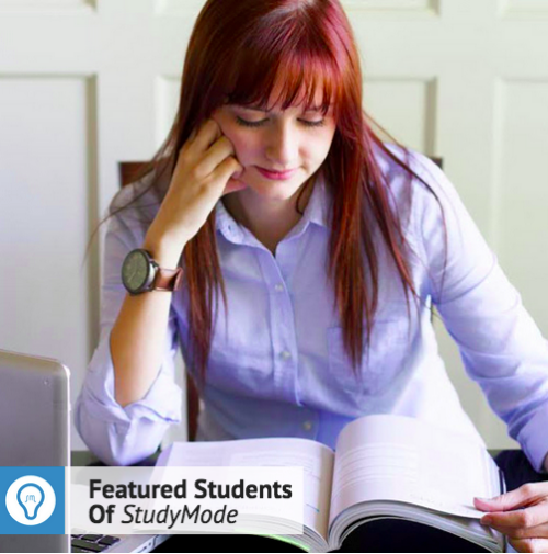 Featured Student - Elsa